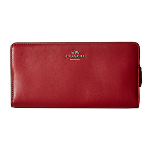 蔻驰(Coach) 女士钱包 #SV/Red Currant