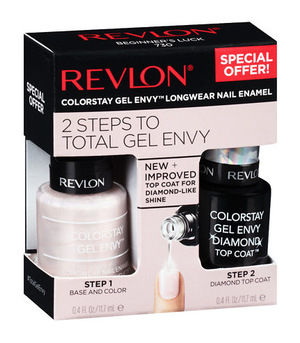露华浓(Revlon) Gel Envy Nail Kit #Beginners Luck #Beginner's Luck