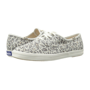 科迪斯 女士帆布鞋 #Leopard