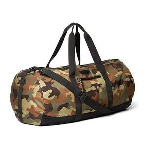 盖璞 Nylon packable duffel bag #绿色 camo #Green camo