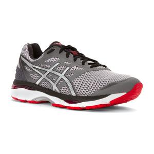 亚瑟士(Asics) 跑鞋 #Carbon/Silver/Vermillion