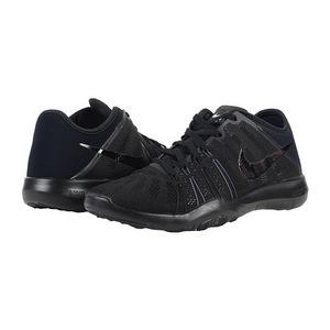 耐克 女士休闲鞋 #Black/Black/Black