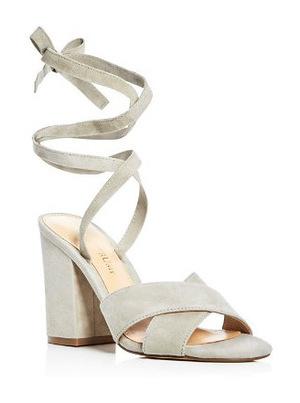 伊万卡·特朗普 女士凉鞋 #Mushroom Gray