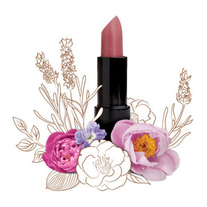 KM 【很特别的颜色 薰衣草紫 很法国风 很浪漫的颜色】  润唇膏 口红 #16 香芋紫