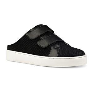 玖熙(NINE WEST) 女士休闲鞋 #BLACK NUBUCK