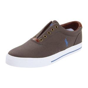 拉夫·劳伦(Polo Ralph Lauren) Mens Vito 运动鞋 #灰色 #Grey