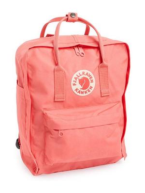 北极狐(Fjallraven) 女士双肩包 #Peach Pink