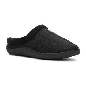 Dr. Scholl\'s Shoes Dr Scholls ShoesDr Scholls Justin 拖鞋 #GreyBlack #Grey/Black