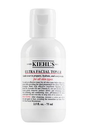 Kiehl's 肌能水 脆弱肌肤 高保湿精华爽肤水75ml