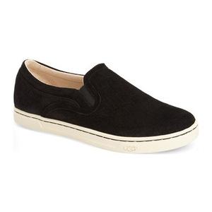 UGG® 女士休闲运动鞋 #Black