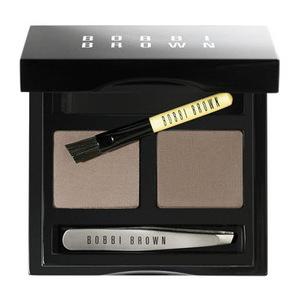 芭比·波朗(Bobbi Brown) 【便携修眉一盒搞定】双色眉粉盒 #Light