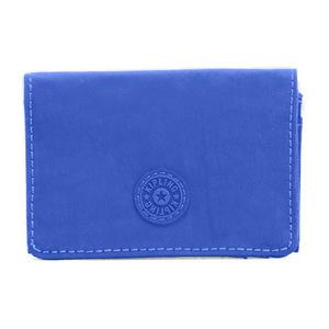 凯浦林(Kipling) 女士尼龙钱包 #Glass Bottom Blue