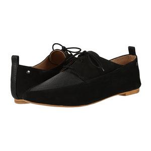 UGG 女士牛津皮鞋 #Black