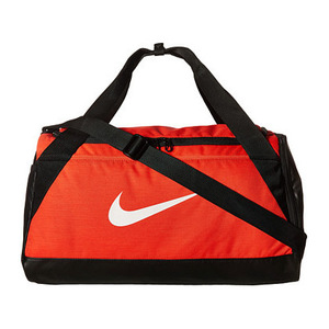 耐克(NIKE) Brasilia 小号 Duffel Bag #Max OrangeBlackWhite #Max Orange/Black/White