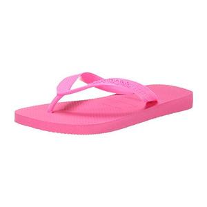 哈瓦那(Havaianas) 女士人字拖 #Shocking Pink