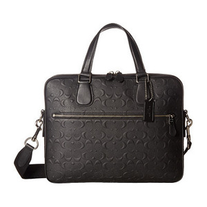 蔻驰(Coach) Hudson 5 Bag #SilverBlack 1 #Silver/Black 1