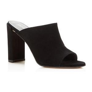 斯图尔特·韦茨曼 女士凉鞋 #Black