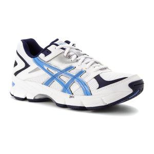 亚瑟士(Asics) 跑步鞋 #White/Periwinkle/Midnight Navy