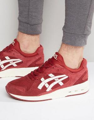 亚瑟士(Asics) 男士靴子 #Red