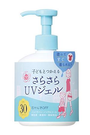 【全家一起用 孕妇也适合】石泽研究所 紫外线预报 防晒霜 250g