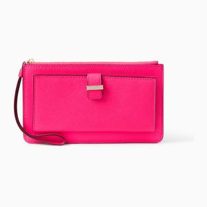 凯特·丝蓓(Kate Spade) 女士手腕包 #Pink confetti