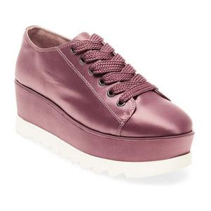 史蒂夫·马登 休闲鞋 #DUSTY PINK