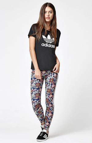阿迪达斯(Adidas) 休闲裤 #MULTI