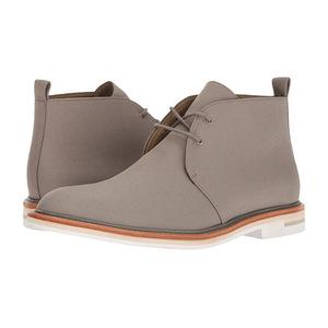 卡尔文·克雷恩 男士靴子 #Toffee