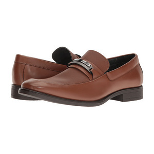 卡尔文·克雷恩 男士皮鞋 #British Tan