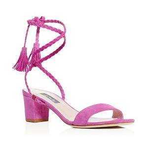 SJP by Sarah Jessica Parker 女士凉鞋 #Orchid Purple