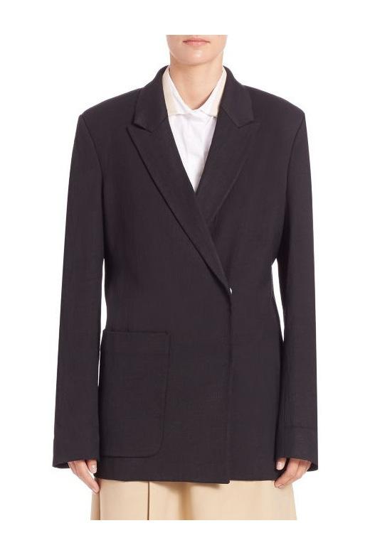 acne studios 女士西装外套 #black