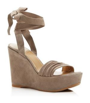 斯图尔特·韦茨曼 女士凉鞋 #Fossil Taupe