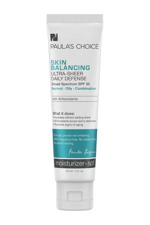 宝拉珍选(Paula's Choice) Paulas ChoicePaulas Choice Skin Balancing UltraSheer Daily Defense SPF30 60ml
