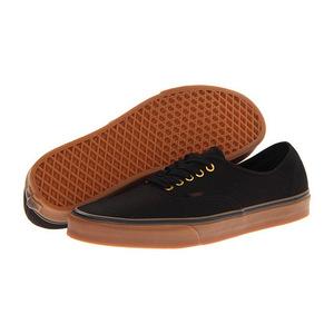 万斯(Vans) 女士休闲鞋 #Black/Rubber
