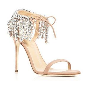 朱塞佩·萨诺第 女士凉鞋 #Candy Pink