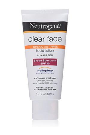 露得清(Neutrogena) 防晒霜