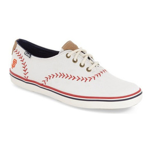 Keds® 女士帆布鞋 #Giants