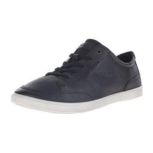 爱步 男士休闲鞋 #Black