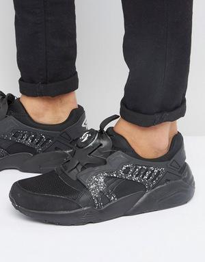 彪马(PUMA) 男士休闲鞋 #Black