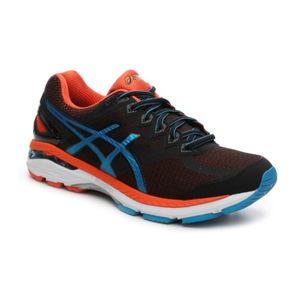 亚瑟士(Asics) 男士轻便鞋 #Black/Blue/Orange