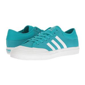 Adidas Skateboarding Matchcourt ADV #Energy BlueFootwear WhiteGum #Energy Blue/Footwear White/Gum