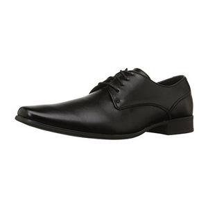 卡尔文·克雷恩 卡尔文克莱恩-男式Brodie黑色牛津皮鞋 #Black