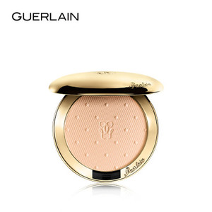 娇兰(Guerlain) 【营造透明细致妆感】-丝柔亲肤蜜粉 #4 DORE