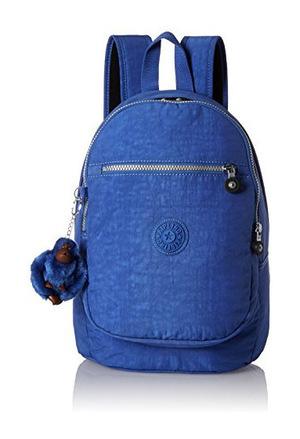 凯浦林(Kipling) 女士尼龙双肩包 #Sailor Blue