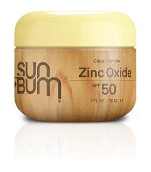 Sun Bum Clear 锌色 Oxide Lotion #none