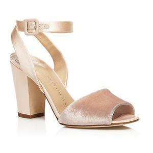 朱塞佩·萨诺第 女士凉鞋 #Light Pink