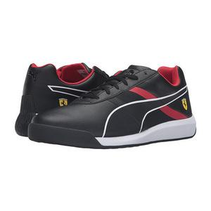 彪马(PUMA) Podio Tech SF # Black BlackRosso Corsa #Puma Black/Puma Black/Rosso Corsa