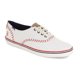 Keds® 女士帆布鞋 #Red Sox