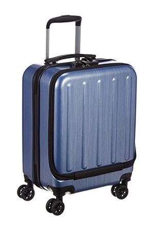旅行箱 38L 47cm 2.8kg #メタリックネイビー