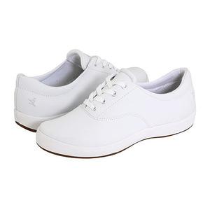 科迪斯 女士帆布鞋 #White Leather